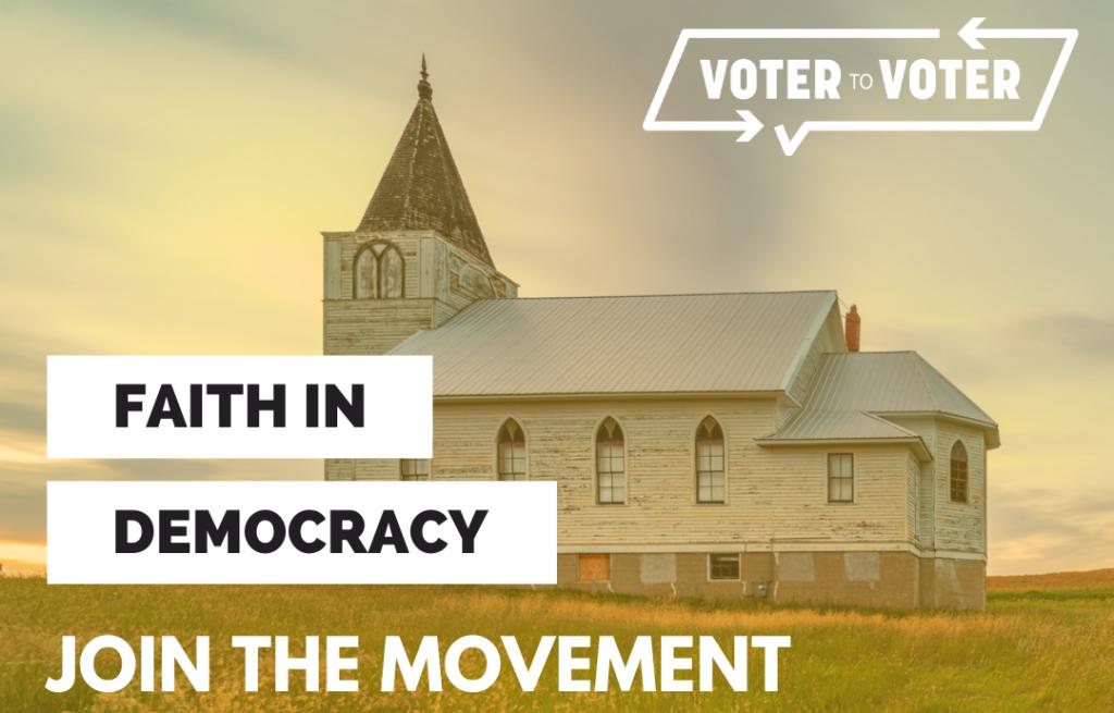Faith in Democracy Logo