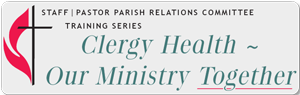 Clergy Health - Our Ministry Together Logo